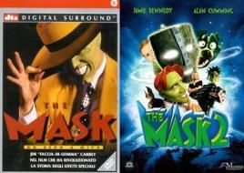 The Mask 1&2 Box Set (2 Dvd)