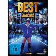Best Of Ppv Matches 2013 (3 Dvd)