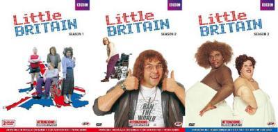 Little Britain. Stagione 1 - 3 (4 Dvd)