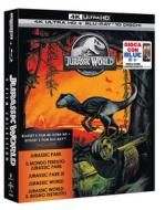 Jurassic 5 Movie Super Collection (5 Blu-Ray 4K Ultra HD+Blu-Ray) (Blu-ray)