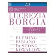 Gaetano Donizetti. Lucrezia Borgia (Blu-ray)