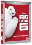 Big Hero 6 3D (Cofanetto 2 blu-ray)