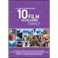 10 film da collezione. Family (Cofanetto 10 blu-ray)