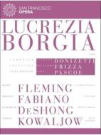 Gaetano Donizetti. Lucrezia Borgia (2 Dvd)