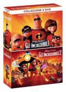 Gli Incredibili Collection (2 Dvd)