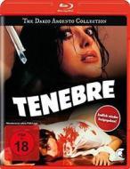 Dario Argento Collection - Tenebre (Blu-Ray)--Dario Argento Collection (Blu-ray)
