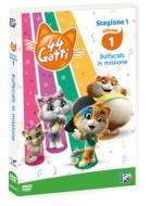 44 Gatti #01 (Dvd+Card Da Collezione)