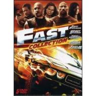 Fast Collection (Cofanetto 5 dvd)