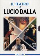 Lucio Dalla. Il teatro di Lucio Dalla (Cofanetto 4 dvd)