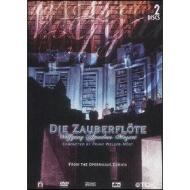 Wolfgang Amadeus Mozart. Il Flauto Magico (2 Dvd)