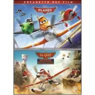 Planes. Planes 2. Missione antincendio (Cofanetto 2 dvd)