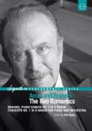 Arrau and Brahms: The Two Romantics
