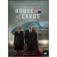 House of Cards. Stagione 3 (4 Dvd)