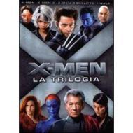 X-Men. La trilogia (Cofanetto 3 dvd)