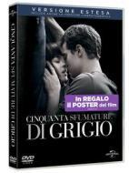 Cinquanta Sfumature Di Grigio (Dvd+Poster)
