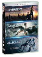 Divergent Trilogia (3 Dvd)