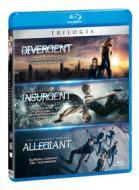 Divergent Trilogia (3 Blu-Ray) (Blu-ray)