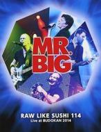 Mr.Big - Raw Like Sushi 114+112 Deluxe Edition (Blu-ray)