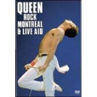 Queen. Rock Montreal & Live Aid (2 Dvd)