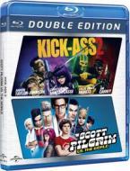 Kick-Ass 2. Scott Pilgrim vs. the World (Cofanetto 2 blu-ray)