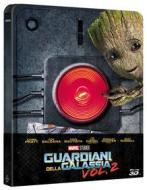 Guardiani Della Galassia Vol. 2 (3D) (Ltd Steelbook) (Blu-Ray 3D+Blu-Ray) (Blu-ray)