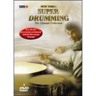 Pete York. Super Drumming. The Ultimate Collection (4 Dvd)
