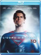L' uomo d'acciaio 3D (Blu-ray)