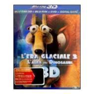 L' era glaciale 3 3D (Cofanetto blu-ray e dvd)