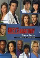 Grey's Anatomy. Serie 3 (7 Dvd)