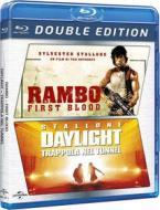 Rambo. Daylight. Trappola nel tunnel (Cofanetto blu-ray e dvd)