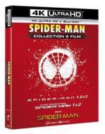 Spider-Man 4K Collection (6 Blu-Ray 4K Ultra HD+6 Blu-Ray) (Blu-ray)