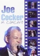 Joe Cocker. In Concert