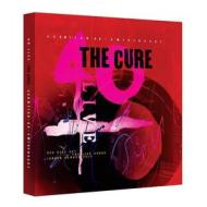 The Cure - 40 Live-Curaetion-25 Anniversary (2 Dvd+4 Cd)