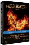 Hunger Games - Il Canto Della Rivolta Parte 2 (Steelbook) (Blu-ray)