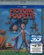 Piovono polpette 3D (Blu-ray)