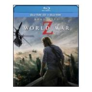 World War Z 3D (Cofanetto 2 blu-ray)