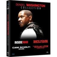 Denzel Washington Collection (4 Blu-Ray) (Blu-ray)