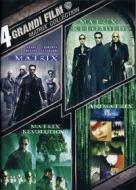 4 grandi film. Matrix Collection (Cofanetto 4 dvd - Confezione Speciale)