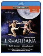 Ennio Porrino - I Shardana - Brahmall Anthony Dir (Blu-ray)