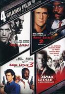 4 grandi film. Arma letale (Cofanetto 4 dvd)