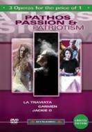 Pathos, Passion & Patriotism (Cofanetto 3 dvd)