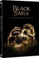 Black Sails - Stagione 04 (4 Dvd)