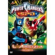 Power Rangers S.P.D. Vol. 3