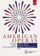 American Operas. Moby Dick. Show Boat. Porgy & Bess (Cofanetto 6 dvd)