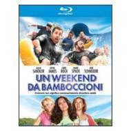 Un weekend da bamboccioni (Blu-ray)