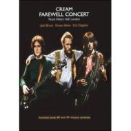 Cream. The Farewell Concert of Cream