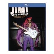 Jimi Hendrix. Jimi Plays Berkeley (Blu-ray)