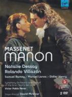 Jules Massenet. Manon (2 Dvd)