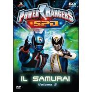 Power Rangers S.P.D. Vol. 5