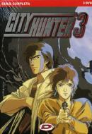 City Hunter. Serie 3. Complete Box Set (3 Dvd)